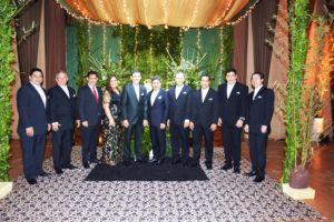 Una noche de gala, inolvidable fue la que compartimos con amigos, asociados dirigentes y funcionarios